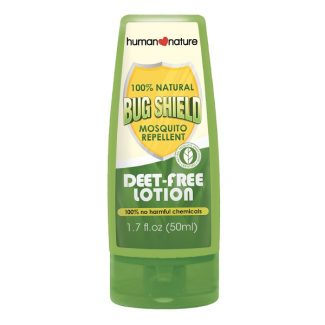 Human Nature Bug Shield DEET-Free Lotion